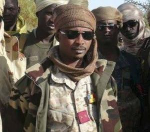 Son of late Chadian leader named Interim head of state minutes after President's death