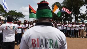 """Any person that joins """"EBUBEAGU"""" to spy on Eastern Security Network should be prepared to join his ancestors – IPOB"""