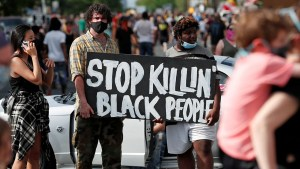 Protest erupts in US as police kill yet another Black man