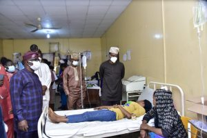 Fumigation lands over 100 students in hospital in Ekiti (Photos)