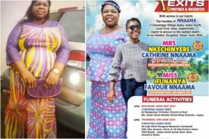 Shocking! Rapist kill mother and daughter with hammer (Photos)
