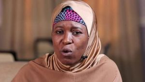 Why I won't link NIN to my phone number — Aisha Yesufu