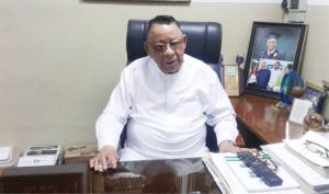 I swear by my father's grave, Nigeria will collapse in six months time – Clarke