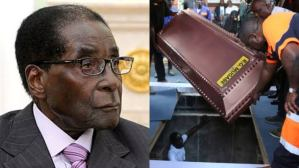Zimbabwean chief orders late Mugabe's remains exhumed, reburied at hero's shrine