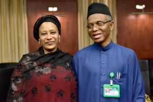 Don't pay ransom if I'm kidnapped, says El-Rufai's wife