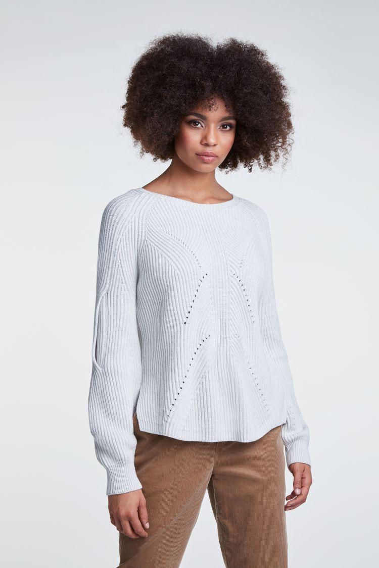 oui baloon sleeve knit