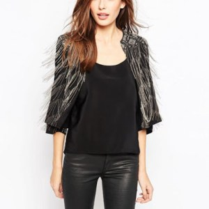 French Connection Embellished jacket