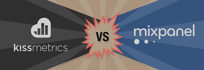Clash of the Funnel Analytics Titans: Kissmetrics vs Mixpanel