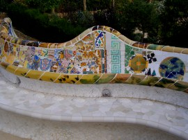Park Guell Gaudi Tour in Barcelona