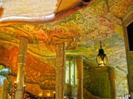 :a Pedrera Gaudi Tour in Barcelona