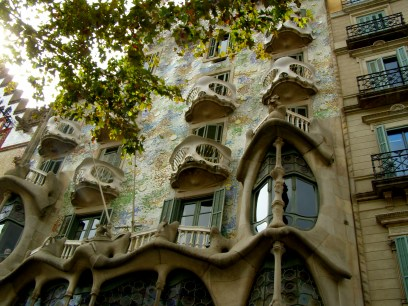 Casa Battlo Gaudi Tour in Barcelona