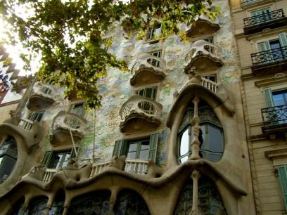 Casa Battlo Gaudi Tour in Barcelona