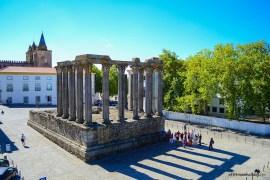 Portugal Road Trip - Evora
