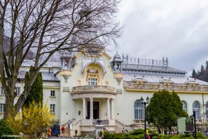 The Sinaia Casino
