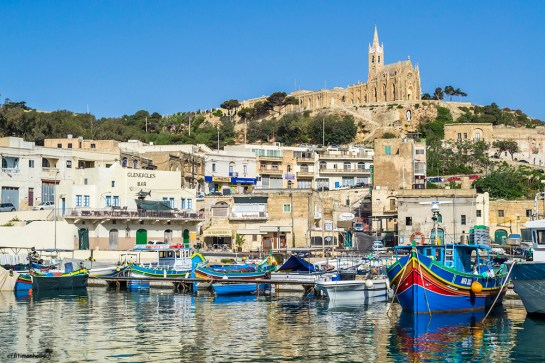 What to see in Malta: Mgarr, Gozo