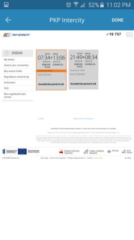 GoEuro Travel Planning App
