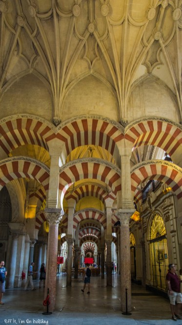 Why you should visit Andalusia: Cordoba Mezquita