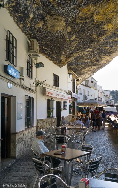 5 Towns In Andalusia You Must Visit: Setenil de las Bodegas