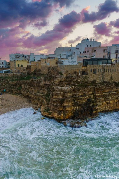 How to spend a weekend in Puglia: get lost in Polignano a Mare and admire the Adriatic Sea