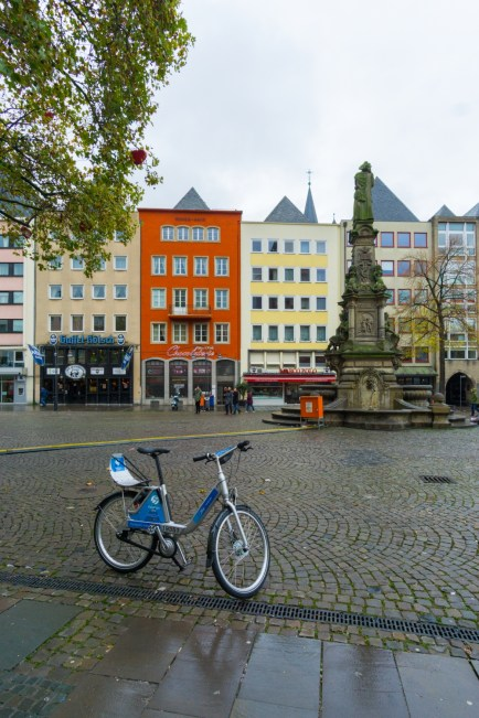Cologne Old Town