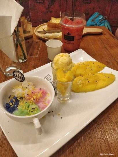 Thai food in Chiang Mai
