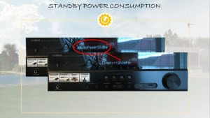 Standby power consumption