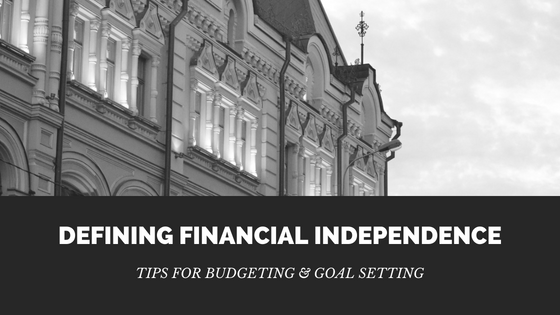 The bottom line to achieving financial independence is to make more money than you spend. That way you can use the excess to save/invest to cover your future expenses. We'll cover numerous strategies for generating income, as well as saving and investing on the website, but for now just know that the primary goal is to live below your means.