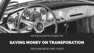 Owning your first car has become a right of passage in America. Sadly, having a car payment has some how become the norm. Since this website is all about efficient finance and frugal lifestyle, we're going to cover tips for reducing your transportation costs so that you can save for more important things.
