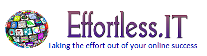 Effortless.IT for web design, social media and SEO in Falmouth, Cornwall.