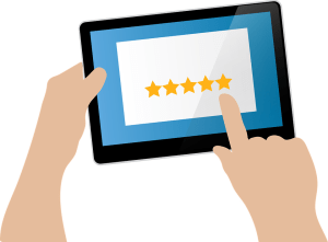 Google reviews for local small business