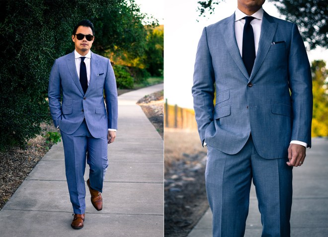 BL Linen Suit