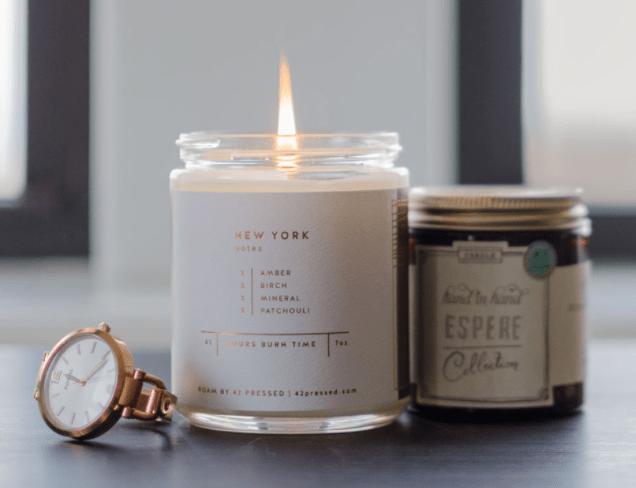 Vellabox Artisan Candle Subscription