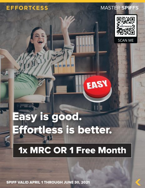 Q2 Master Spiff - Easy Is Good_MicroCorp
