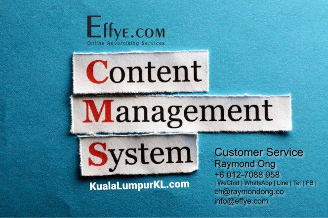 KL Raymond Ong Effye Media Kuala Lumpur Website Design Online Advertising Web Development Education Webpage Facebook eCommerce Management Photo Shooting Malaysia A07