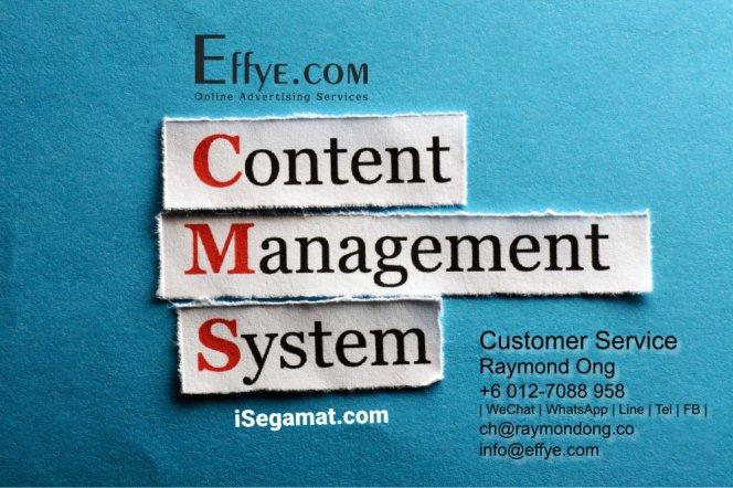 Raymond Ong Effye Media Segamat Website Design Online Advertising Web Development Education Webpage Facebook eCommerce Management Photo Shooting Malaysia A07
