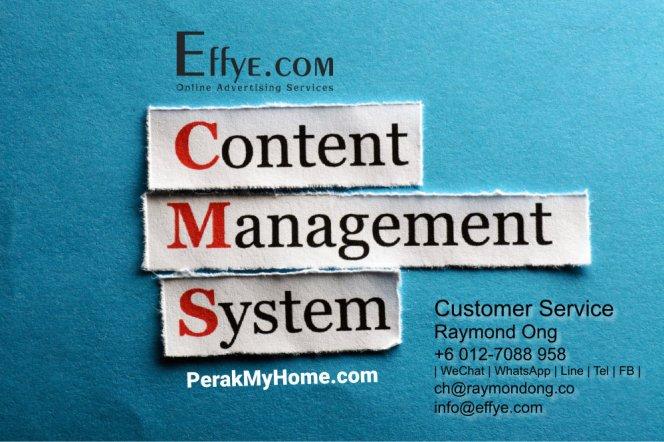 Raymond Ong Effye Media Perak Website Design Online Advertising Web Development Education Webpage Facebook eCommerce Management Photo Shooting Malaysia A07