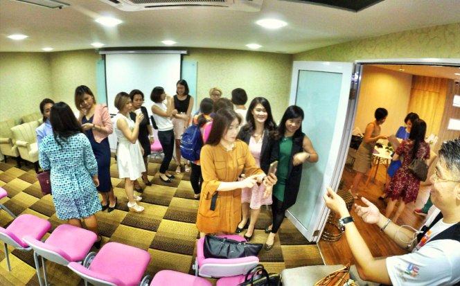 Malaysia Johor Johor Bahru Jess Mok Women Talk 女人行 Datin Sri Dato Cynthia Kathy Teng Beaute Mori Joan Cheong Rongen 張柔恩老師 Raymond Ong Effye Ang Joey Kher C17 Web Delopmen