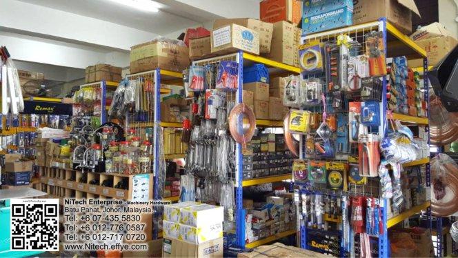 Malaysia Johor Batu Pahat Machienery Hardware NiTech Enterprise Ang Ee Meng 洪维明 Alvin Teo 张佃发 马来西亚 柔佛 峇株巴辖 全能机械五金 工具 A16