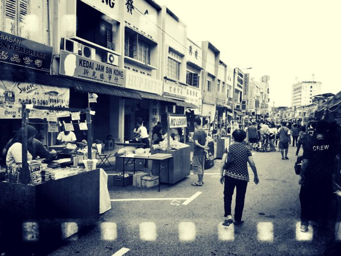 Batu Pahat Culture Street Night Market History Building Event Activity 峇株巴辖文化老街 市集 老街 历史 文化建筑 Johor Malaysia 柔佛 马来西亚 A06