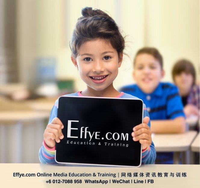 Effye Media Asia Malaysia Johor Batu Pahat Pendidikan dan Latihan Media Dalam Talian untuk Kakitangan Pemilik Syarikat Boss Usahawan Peribadi Guru Pelajar Kanak-Kanak A01.jpg