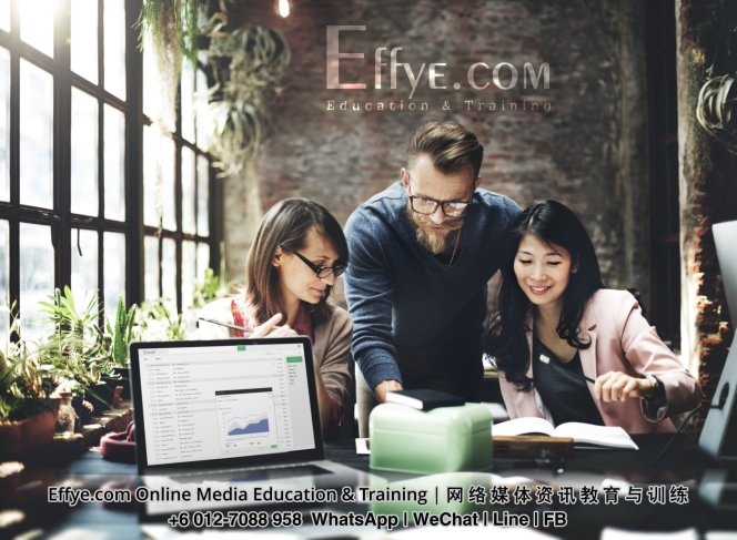 Effye Media Asia Malaysia Johor Batu Pahat Pendidikan dan Latihan Media Dalam Talian untuk Kakitangan Pemilik Syarikat Boss Usahawan Peribadi Guru Pelajar Kanak-Kanak A02