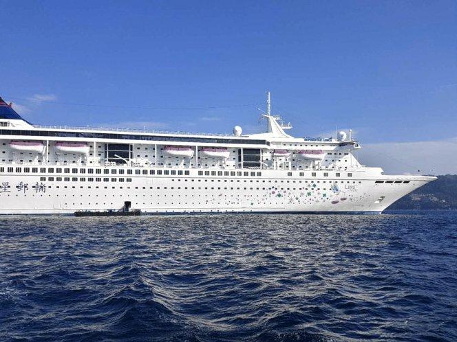 jonsentan jonsen tan travel 2018 family trip at Star Cruises Langkawi Penang Thailand 丽新邮轮 旅游 兰卡威 槟城 泰国 A07
