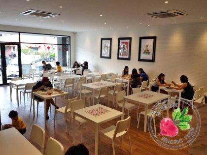 Malaysia Johor Batu Pahat Vegetarian Food Restaurant and Cafe Delicious Food and Beverages 马来西亚 柔佛 峇株巴辖 素食餐厅 和 咖啡厅 美食 我肚子饿了 C18