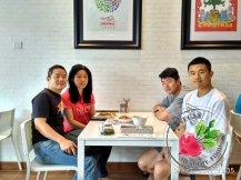 Malaysia Johor Batu Pahat Vegetarian Food Restaurant and Cafe Delicious Food and Beverages 马来西亚 柔佛 峇株巴辖 素食餐厅 和 咖啡厅 美食 我肚子饿了 B01