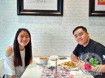 Malaysia Johor Batu Pahat Vegetarian Food Restaurant and Cafe Delicious Food and Beverages 马来西亚 柔佛 峇株巴辖 素食餐厅 和 咖啡厅 美食 我肚子饿了 B12