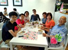 Malaysia Johor Batu Pahat Vegetarian Food Restaurant and Cafe Delicious Food and Beverages 马来西亚 柔佛 峇株巴辖 素食餐厅 和 咖啡厅 美食 我肚子饿了 B32