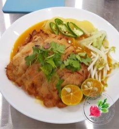 Malaysia Johor Batu Pahat Vegetarian Food Restaurant and Cafe Delicious Food and Beverages 马来西亚 柔佛 峇株巴辖 素食餐厅 和 咖啡厅 美食 我肚子饿了 A04