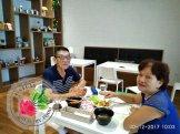 Malaysia Johor Batu Pahat Vegetarian Food Restaurant and Cafe Delicious Food and Beverages 马来西亚 柔佛 峇株巴辖 素食餐厅 和 咖啡厅 美食 我肚子饿了 B44