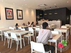Malaysia Johor Batu Pahat Vegetarian Food Restaurant and Cafe Delicious Food and Beverages 马来西亚 柔佛 峇株巴辖 素食餐厅 和 咖啡厅 美食 我肚子饿了 C09