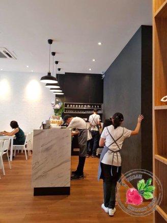 Malaysia Johor Batu Pahat Vegetarian Food Restaurant and Cafe Delicious Food and Beverages 马来西亚 柔佛 峇株巴辖 素食餐厅 和 咖啡厅 美食 我肚子饿了 C14